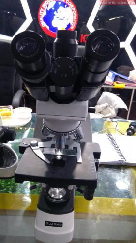 Binocular research microscope- high quality (1)