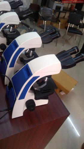 Binocular research microscope- high quality (6)