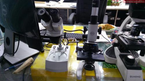 Binocular research microscope- high quality (7)